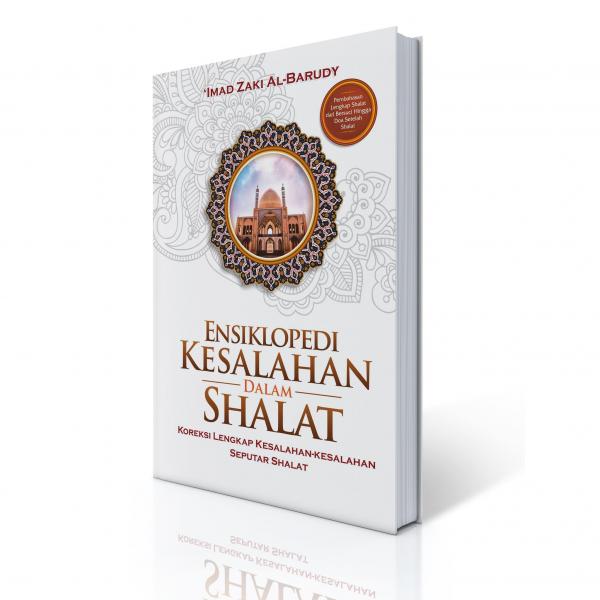 Buku Ensiklopedi Kesalahan Dalam Shalat