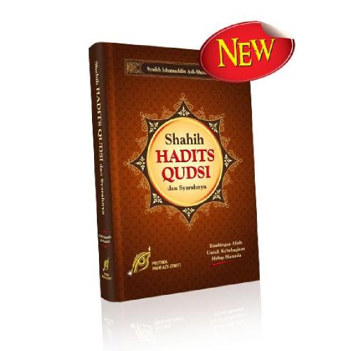 Buku Shahih Syarah Hadits Qudsi
